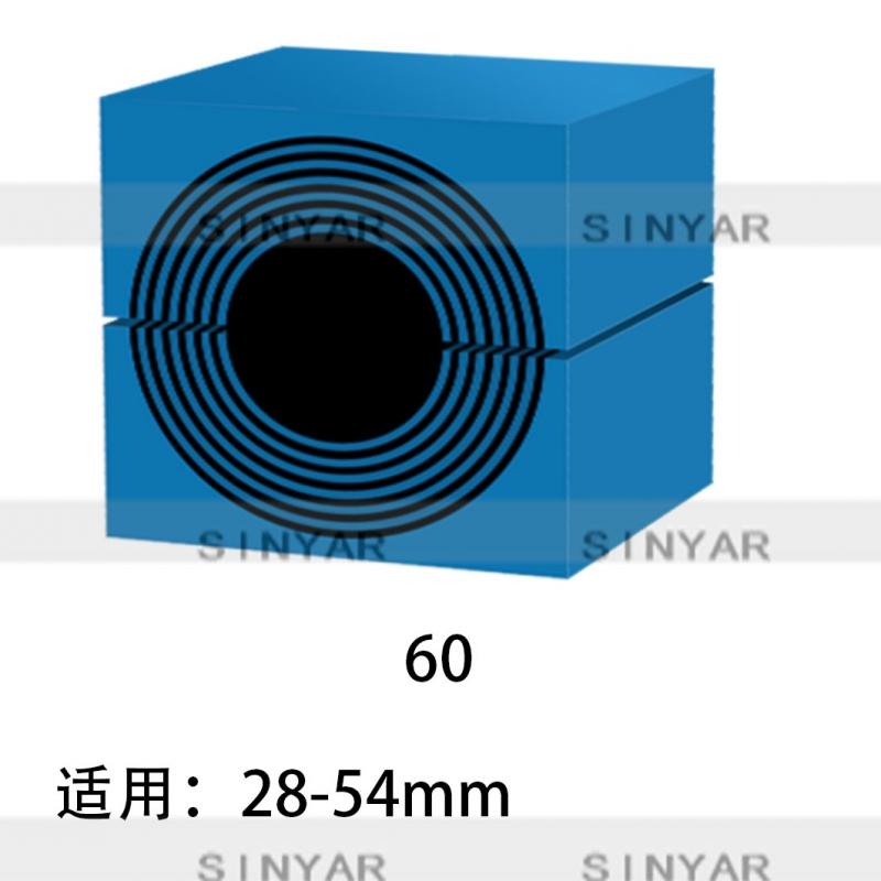 60-2电缆密封模块