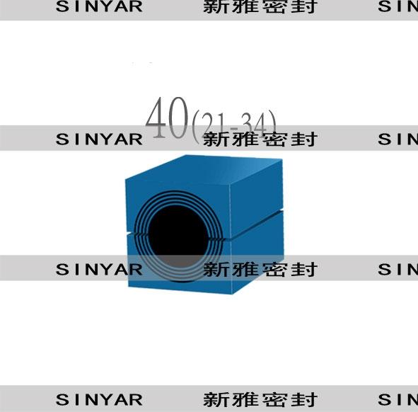 电缆密封模块 RM40-2
