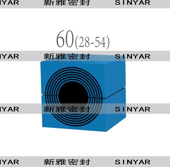 电缆密封模块 RM60-2